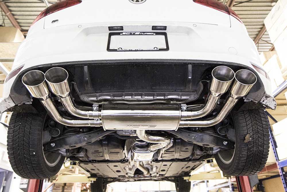 Mk7 Golf R >> Cts Turbo Mk7 7 5 Golf R Catback