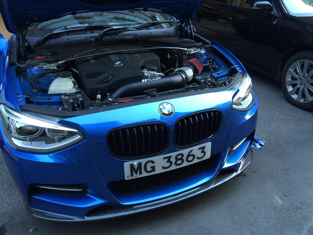 CTS Turbo Intake Kit for F20/F21/F22/F23 M135i, M235i